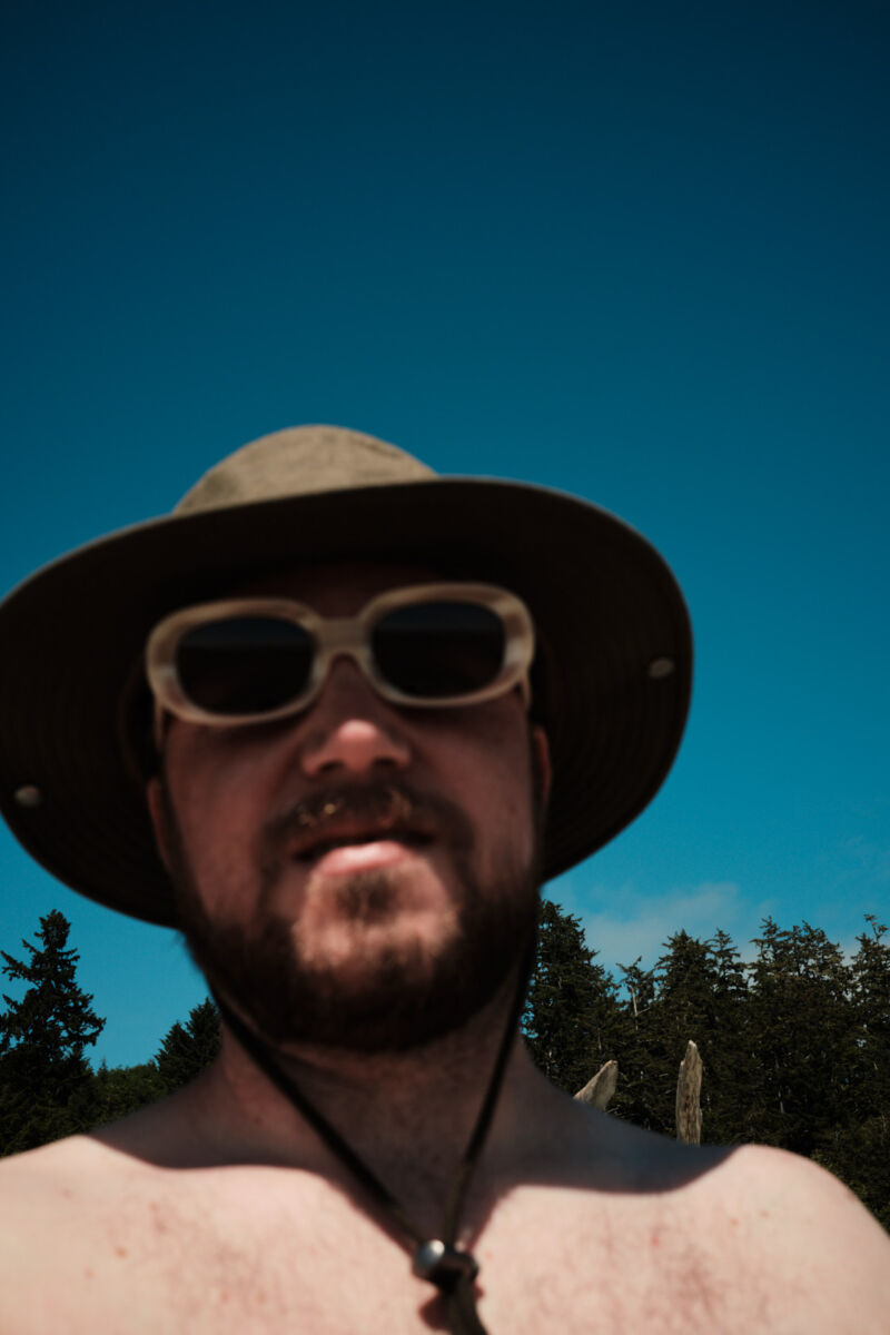 July - Aaron Bergunder